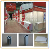 Priced do competidor Customized Exhibition Booth para a feira profissional