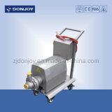 Pompe auto-amorçante sanitaire de solides solubles 316 avec le sic/joint mécanique de sic