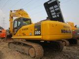 販売のための使用された小松PC350-7のクローラー掘削機
