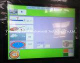 L'AP contrôlent la machine de fumage de saucisse d'écran tactile