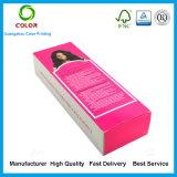 Складывая коробка печатание упаковывая для выдвижения волос