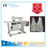 Ce, macchina approvata e ultrasonica di fabbricazione di merletto per la fabbricazione di merletto del reggiseno