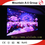 Ultra Bright P6 LED Video Wall Display per Indoor Media Advertizing