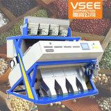 Séparateur automatique de couleur de CCD de RVB, haricots verts