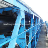 EPC를 위한 장거리 Tubular Belt Conveyor/Pipe Conveyor