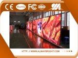 El panel grande de la pantalla de visualización video de P4.81/P3.91 HD LED