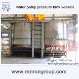 Schepen v-03 van de Tank van de Druk van de Pomp van het Water van de Behandeling van het water Chemische