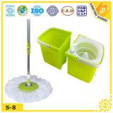 Lavette magique de Microfiber 360 faciles d'étage de nouveaux produits pour le nettoyage de ménage