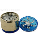 Plastic Cigarette Grinding Mill Hand Smoke Grinder Layer 4