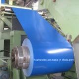 Con recubrimiento de color acero galvanizado en Bobina / Hoja