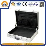 Kundenspezifischer Attaché-Aluminiumfall mit starkem Griff (HL-2205)