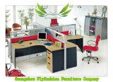 Mesa da equipe de funcionários de escritório da melamina da alta qualidade (OD-74)
