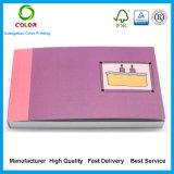 Книга Flip печатание высокого качества изготовленный на заказ