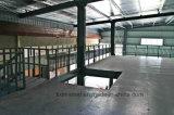 Het geprefabriceerde Pakhuis Worlshop van de Structuur van het Staal van de Techniek met het Frame van het Metaal