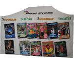 Tienda publicitaria del pabellón de la alta calidad los 4X4m para la feria profesional