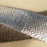Лента волокна базальта сплетенная изоляцией с алюминием