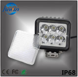 Yourparts 18W 1350lm White/Yellow Lens 3inch Forklift 160 LED Lights (YP-3018)