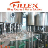 炭酸Drink Filling Line @ 1000bph 500ml Bottle