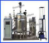 微生物学的な実験室の発酵槽か発酵槽または発酵タンク