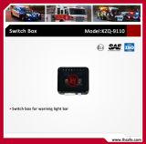 Коробка переключателя для штанги предупредительного светового сигнала (KZQ-9110)