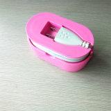 2가지의 방법 USB 충전기 감기 철사 힘 지구 전기 연장 소켓