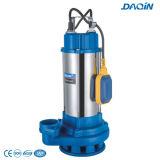 Nicht rostendes Stahlabwasser-versenkbare Bohrloch-Pumpen