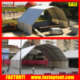 barraca de abrigo Polygonal de alumínio de 15m para o evento ao ar livre da mostra de arte
