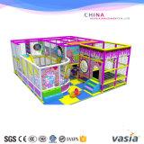 Equipo de interior plástico vendedor caliente del patio de 2016 cabritos para los niños
