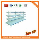 Kalter Stahl-Supermarkt-Regal für Kuba