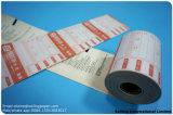 Rodillo impreso del papel del efectivo