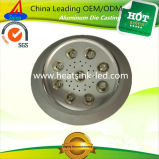 Alloggiamento di alluminio dell'indicatore luminoso di soffitto del dissipatore di calore con i benefici competitivi
