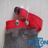 Stahlineinander greifen-Handschuh/Kettenhemd-Metzger-Handschuh