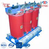 11kv tipo dimensões de Sc10-30~1000kVA com cerco da proteção