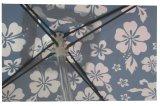 Parapluie neuf de Squre, parapluie de patio, parapluie de polyester