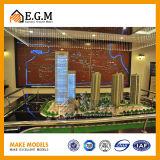Modèle d'immeubles d'ABS de qualité beau/modèle architectural faisant/modèles commerciaux de construction/tous genre modèle modèle de signes de fabrication/Chambre de /Miniature