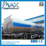 Alaun Alloy Fuel Tanker Trailer für Sale in Vietnam