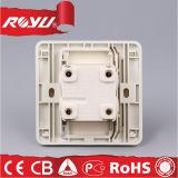 Interruttore economizzatore d'energia elettrico del tasto di potere della parete con indicatore luminoso