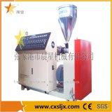 Boudineuse à vis simple de profil de PVC de PC du HDPE pp PPR de machine en plastique