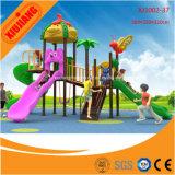 Структура игры спортивной площадки малышей крытая напольная для малых ярдов