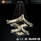 Moderner dekorativer Kristall gebildet Guzhen im hängenden Licht Om88174