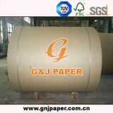 Papier de panneau réutilisé de faisceau de bonne qualité pour la fabrication