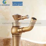 Antikes Bronzebassin Mixer&Faucet für Badezimmer
