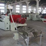 Belüftung-und Holz-heiße Ausschnitt-Granulation-Plastikzeile