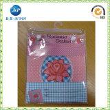 De Wholesales Aangepaste Plastic Verpakkende Zak van het Kledingstuk van pvc Tranparent (JP-Plastiek 009)