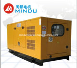 цена генератора 250kVA Doosan звукоизоляционное тепловозное