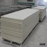 surface matérielle de solide de résine de décoration de largeur de 1220mm