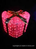 Украшение празднества рождества света шнура СИД