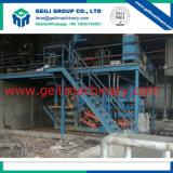 Machine de coulée continue complète de matériel/machine de sidérurgie