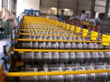 Rolo de alta velocidade do assoalho da plataforma que dá forma à maquinaria da estrutura da máquina