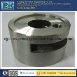 Подвергать механической обработке CNC разъема нержавеющей стали OEM